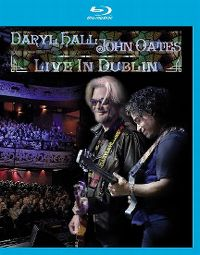 Cover Daryl Hall / John Oates - Live In Dublin [DVD]
